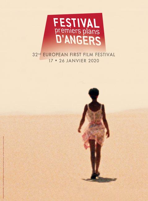 Affiche du festival 2020 - Photogramme du film Empty Quarter, une femme en Afrique